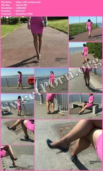 StilettoGirl.com Video 1163 Lynsey Thumbnail