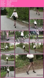 StilettoGirl.com Video 1006 Naomi Thumbnail